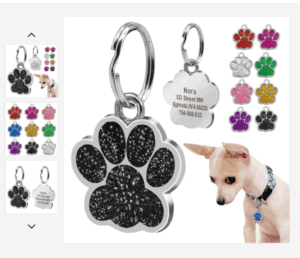 Personalized Dog Tags For Your Pets